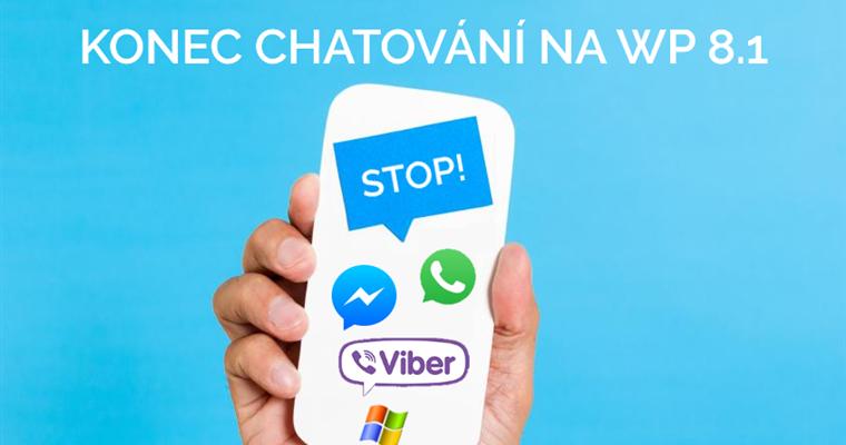 Konec Messengeru pro Windows Phone 8.1 b833c34c03b